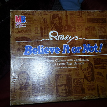 ripleys believe it or not - Games