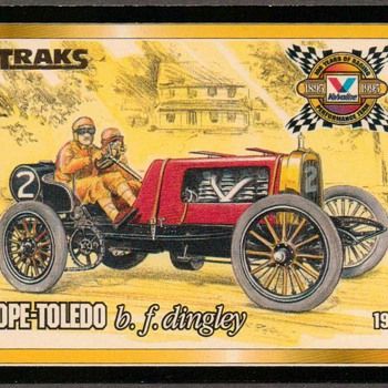 Valvoline Racing Oil - TRAKS Card