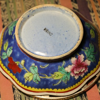 Early 20th century Tongzhi Bowl