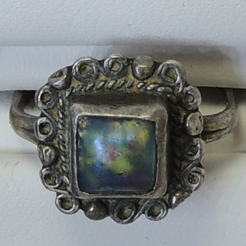 Old Looking Ring Opinions Welcome - Costume Jewelry