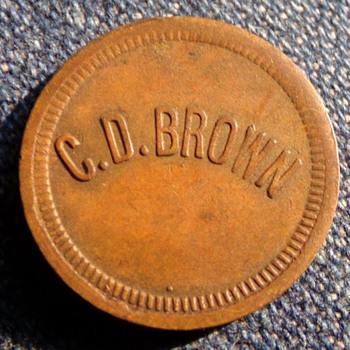 C. D. Brown????