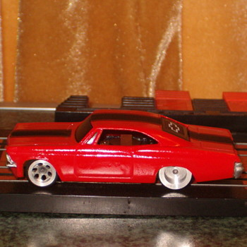 H.O. SCALE 65 CHEVY IMPALA SS CUSTOM