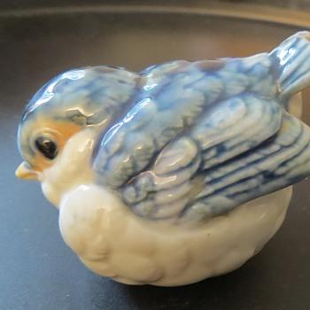John Jenkins Porcelain Bird
