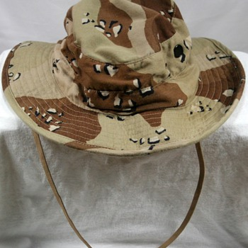 Original Desert Storm/Gulf War Boonie Hat US Military  - Military and Wartime