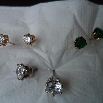 Earrings Studs - Fine Jewelry