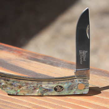 'STEEL WARRIOR' SODBUSTER by FROST CUTLERY