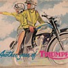 1961 Triumph Motorcycle Product Line Booklet