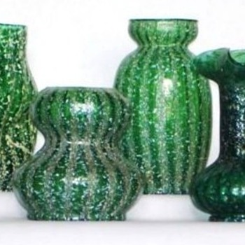 DUGAN ART GLASS III: POMPEIAN GLITTER! - Art Glass