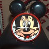 Mickey Mouse Windup Alarm Clock