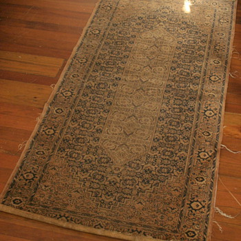 is this a real Persian runner?? - Rugs and Textiles
