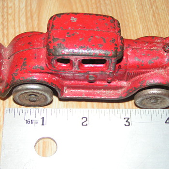 Cast Iron Car - Model Cars