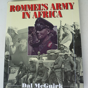 Rommel & the Afrika Corp. - Books