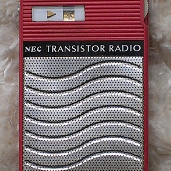 NEC NT625 (my second) - Radios