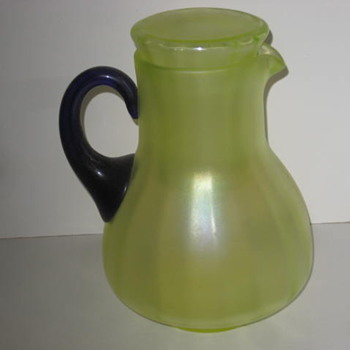 Glass Pitcher - Glassware