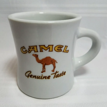 Camel coffee mug