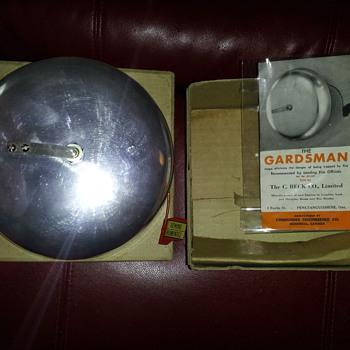 Gardsman Fire Bell. 1930's ?