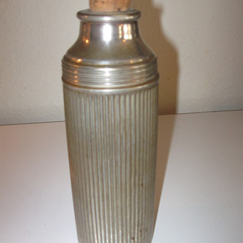 Antique Thermos from early 1900's