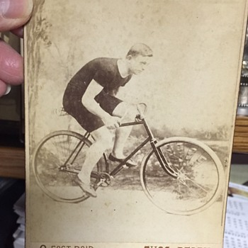 Early Bicycle Photos