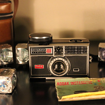 Kodak Instamatic 404 - Cameras