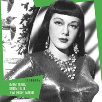 """SIREN OF ATLANTIS"" AND THE HORRIBLE DEATH OF ACTRESS, MARIA MONTEZR"
