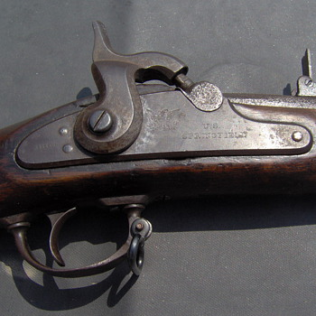 1863 Springfield Type II - Victorian Era