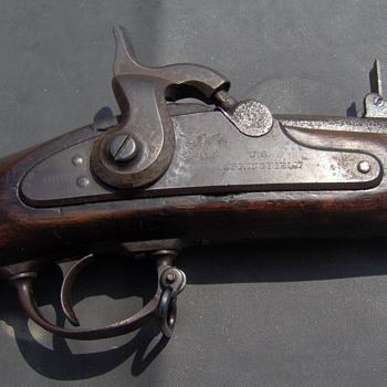 1863 Springfield Type II - Victorian Era