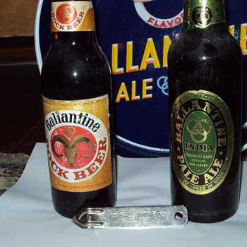 Ballantine collection - Breweriana