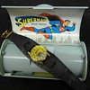 1968 Animated Superman Wristwatch By Bradley Time