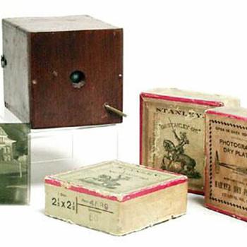 Ingersoll Shure Shot Detective Camera, c.1897  - Cameras