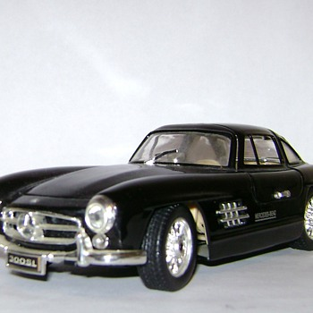 1954 Mercedes 300 SL Gullwing - Model Cars