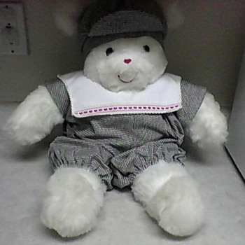 MS. NOAH TEDDY BEAR - Dolls