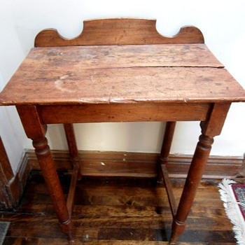 Antique Wash Stand - Furniture