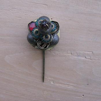 Strange Vintage Pin - 2