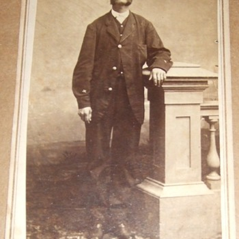 Civil War Union sailor on blockade duty in South Carolina