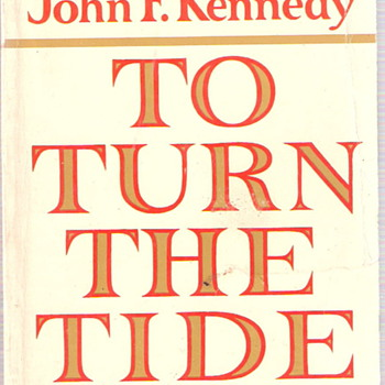 John F. Kennedy (And Robert F. Kennedy) Books (Part 3) - Books