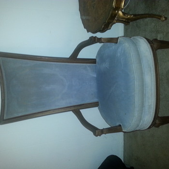 Statesville co chair help please. - Furniture