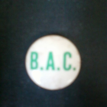 Brace a Child Pin! - Advertising