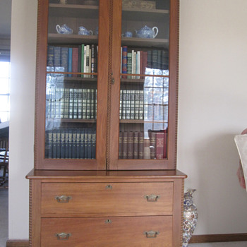 Bookcase from the farm house