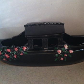 McCoy Gondola Candy Dish