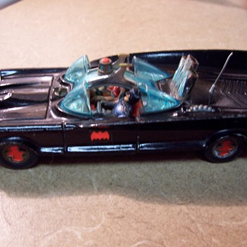 Corgi Batman Car Toy