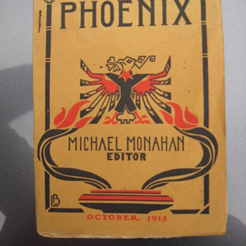 The Phoenix...The Real Elbert Hubbard...