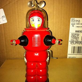 Yoshiya Moon Explorer Robot
