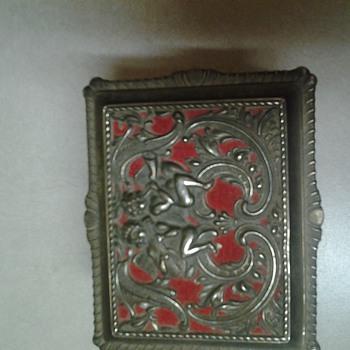 Vintage Jewelry Box - Fine Jewelry