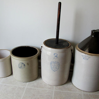 Some of my stoneware