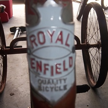 Royal Enfield Adult Trike - Outdoor Sports