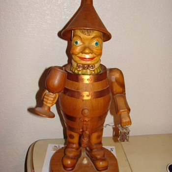 Wood Tin man