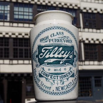 TILLEYS CREAM POT BLACKETT STREET NEWCASTLE