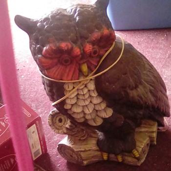 Owl lamp - Lamps