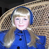 This is one of my Portrait dolls this is Princess Diana as a child 35in tall