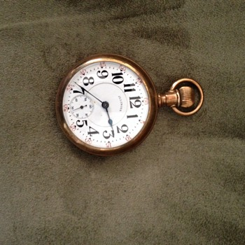 Illinoise watch  - Pocket Watches